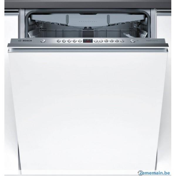 bosch lave vaisselle smv46mx03e. Black Bedroom Furniture Sets. Home Design Ideas
