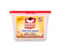 Omino Bianco caps 20sc C?urs de Marseille