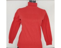pull-femme-col-roule-cachemire-soie-corail-2018