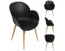 fauteuil-oscar-coque-noire-m2
