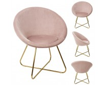 fauteuil-karl-velours-rose-m1