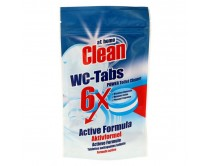 At Home Clean WC Tabs 6pcs