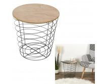 table-filaire-bois-et-metal-cyclone-gris-m6