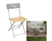 chaise-pliante-bella-vita-taupe-m2