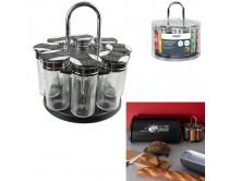 carrousel-epices-8-pots-couvercle-plastique-m8